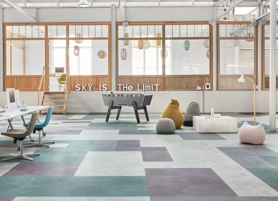 "AURA-Focus: Tarkett ""Floor ıs the New Playground"""