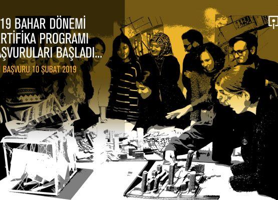 Aura İstanbul 2019 Bahar Dönemi Sertifika Programı Katılımcıları Belli Oldu!