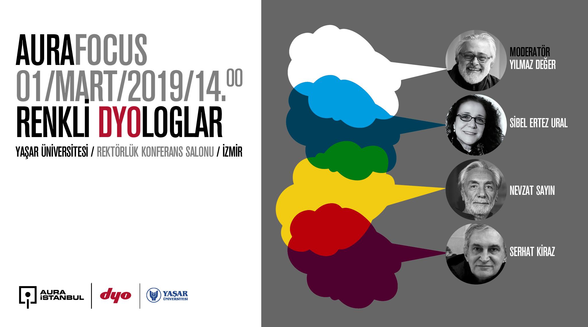 AURA Focus: Renkli DYOloglar