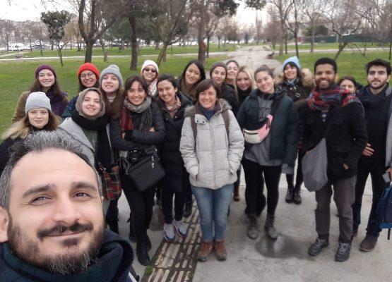 AURA-İstanbul 2019 Bahar Dönemi İstanbul Okumaları İle Başladı