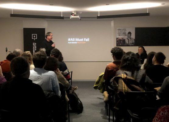 #AllMustFall: An evenıng wıth Prof. Lesley Lokko
