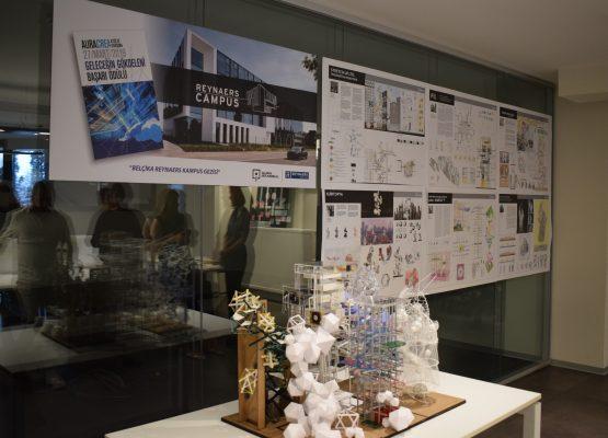 AURA Crea'da Fütüristik Tasarımlar Yarıştı!