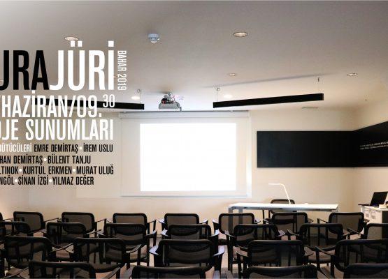 AURA-İstanbul Bahar 2019 Proje Sunumları