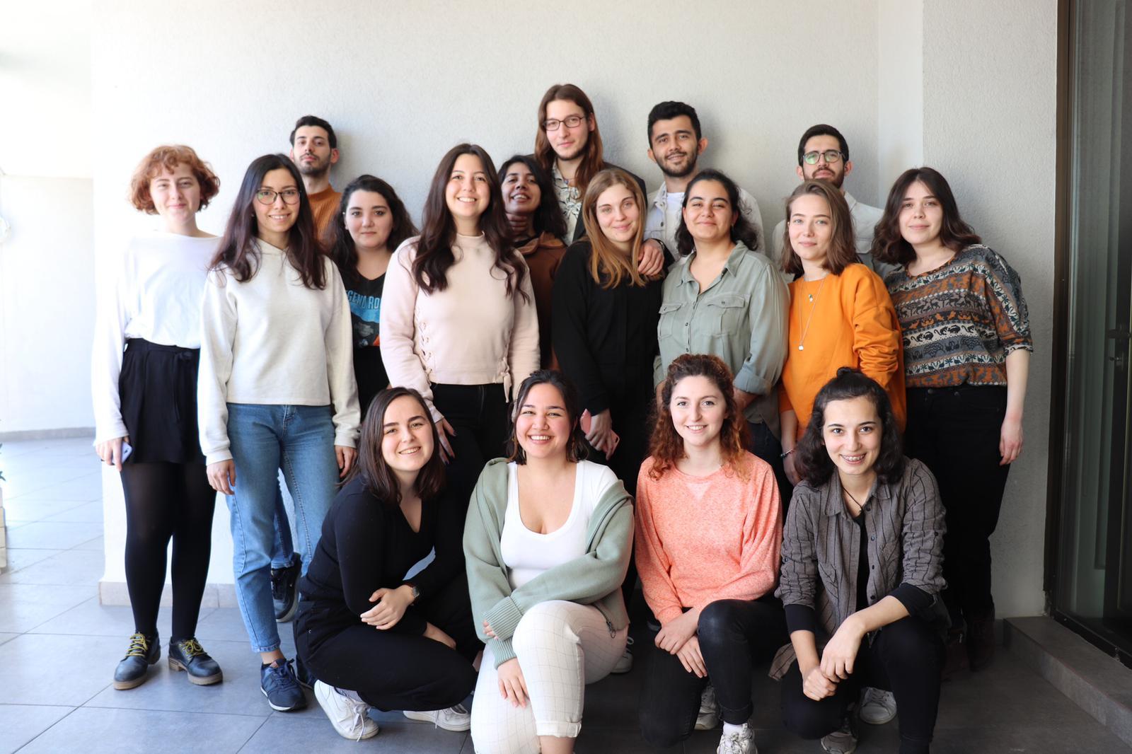AURA İstanbul 2020 Bahar Dönemi Sertifika Programı Katılımcıları Belli Oldu!