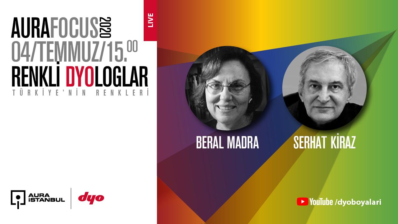"Renkli DYOloglar: ""Beral Madra & Serhat Kiraz"""