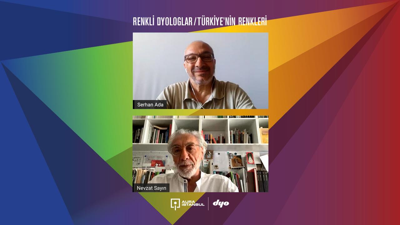 """Renkli DYOloglar: """"Nevzat Sayın & Serhan Ada"""" Youtube'da!"""