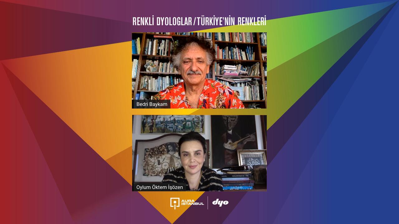 """Renkli DYOloglar: """"Bedri Baykam & Oylum Öktem İşözen"""" Sohbeti YouTube'da!"""