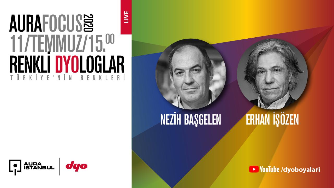 """Renkli DYOloglar: """"Nezih Başgelen & Erhan İşözen"""""""