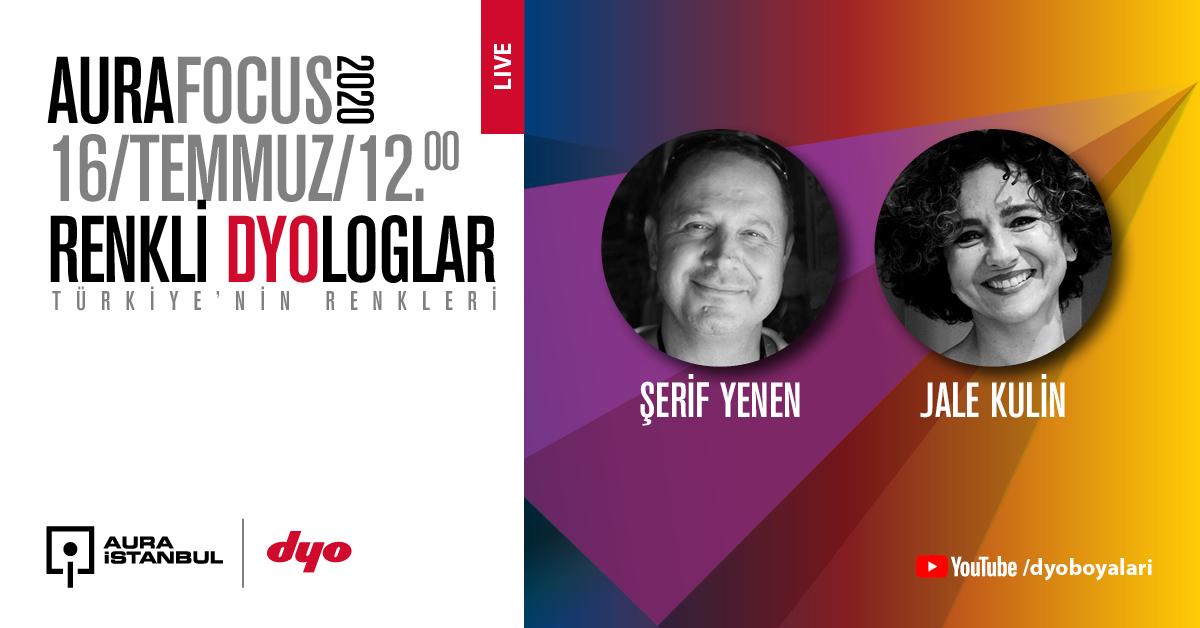 """Renkli DYOloglar: """"Şerif Yenen & Jale Kulin"""""""