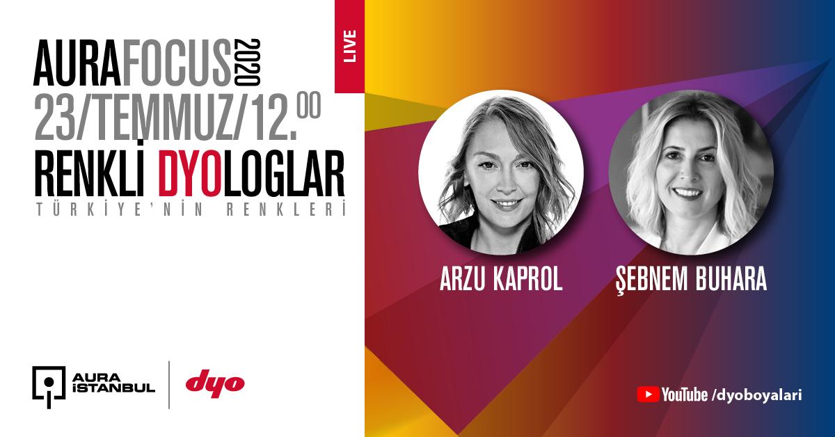 "Renkli DYOloglar: ""Arzu Kaprol & Şebnem Buhara"""