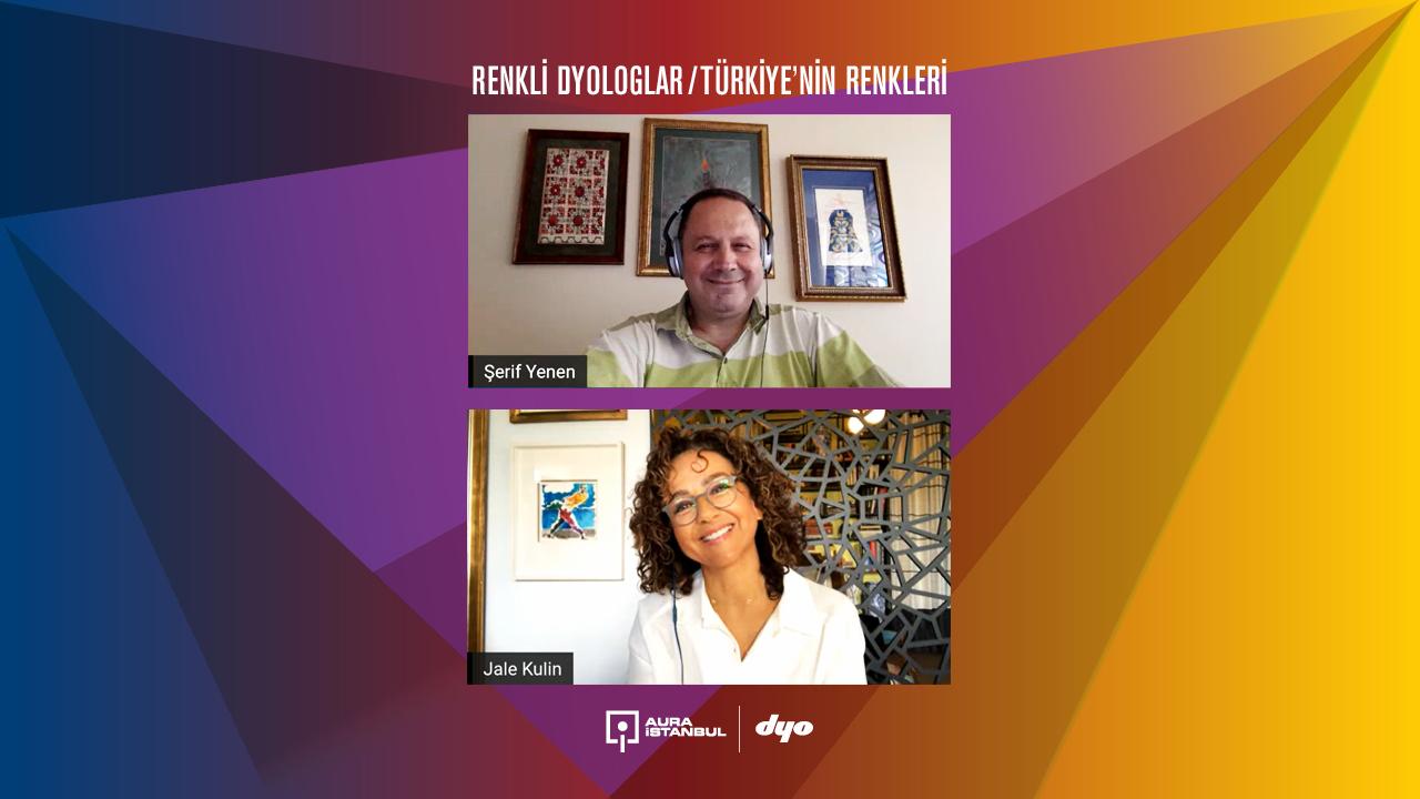 """Renkli DYOloglar: """"Şerif Yenen & Jale Kulin"""" Youtube'da!"""