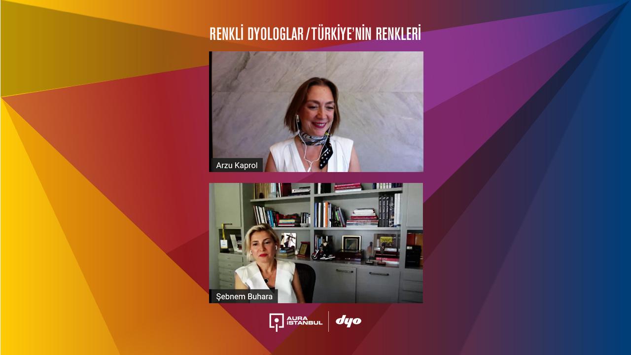 "Renkli DYOloglar: ""Arzu Kaprol & Şebnem Buhara"" Youtube'da!"