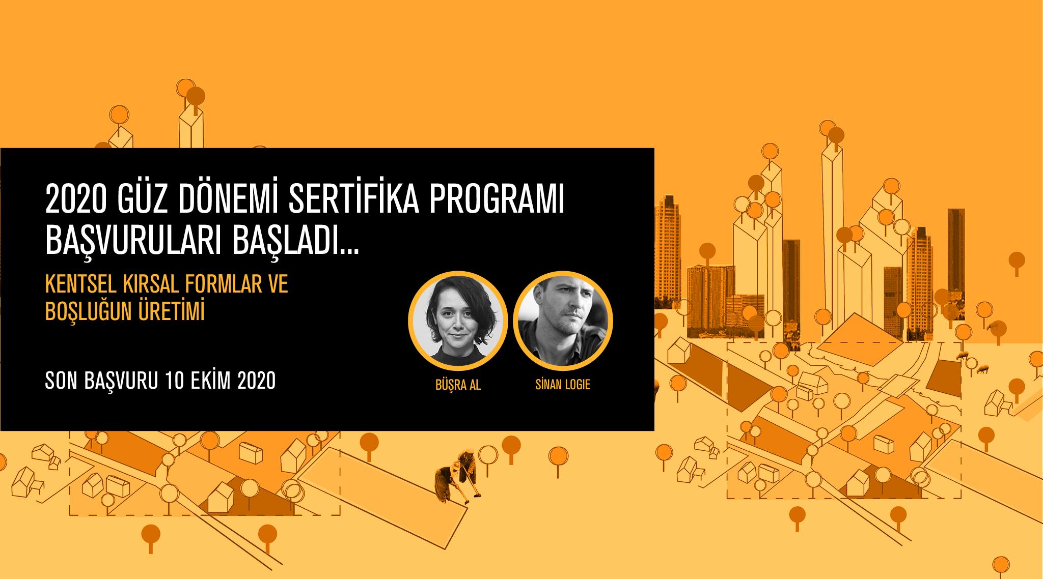 AURA İstanbul 2020 Güz Dönemi Sertifika Programı Başvuruları Başladı!