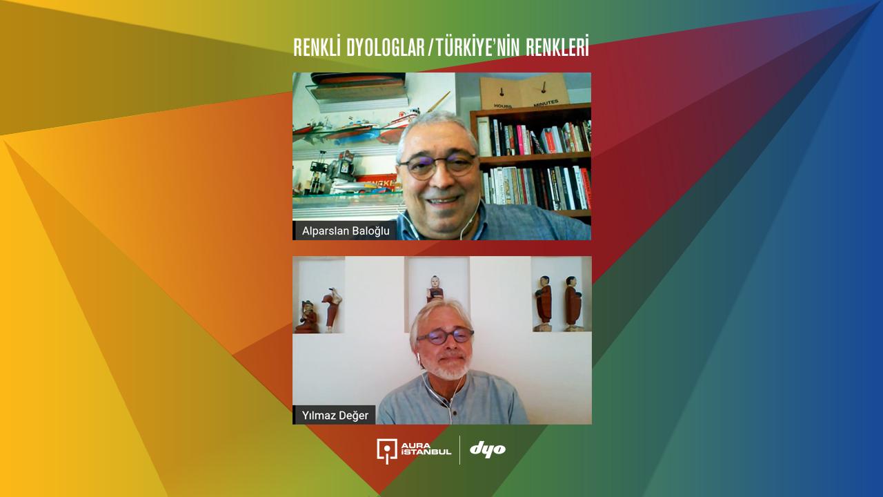 """Renkli DYOloglar: """"Alparslan Baloğlu & Yılmaz Değer"""" Youtube'da!"""