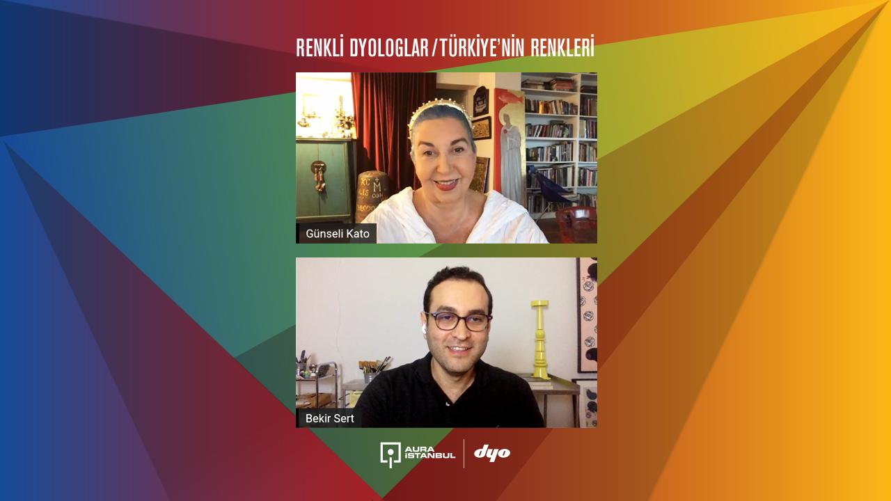 """Renkli DYOloglar: """"Günseli Kato & Bekir Sert"""" Youtube'da!"""