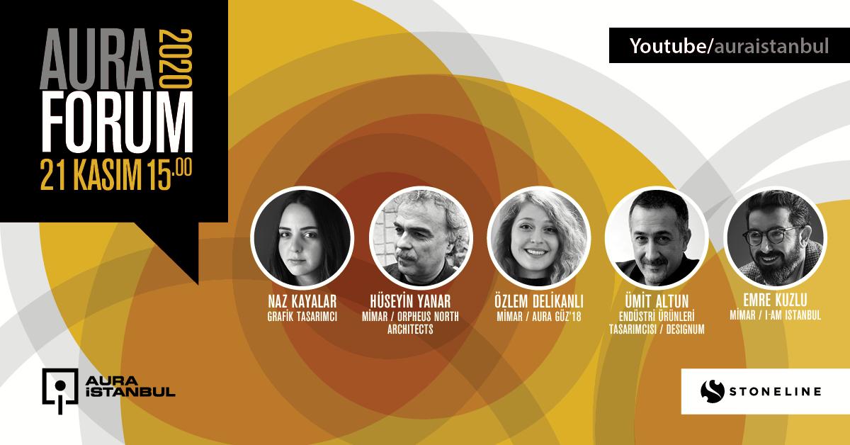 AURA Forum #1: Tasarımcılar Buluşuyor…