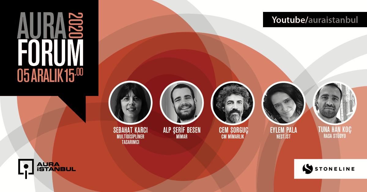 AURA Forum #2: Tasarımcılar Buluşuyor…