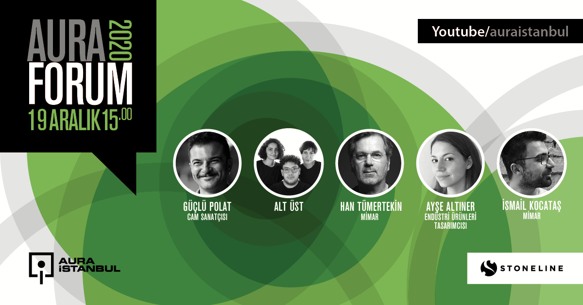 AURA Forum #3: Tasarımcılar Buluşuyor…