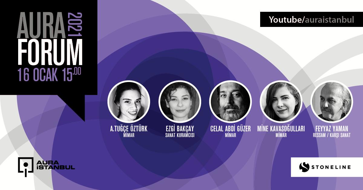 AURA Forum #4: Tasarımcılar Buluşuyor…