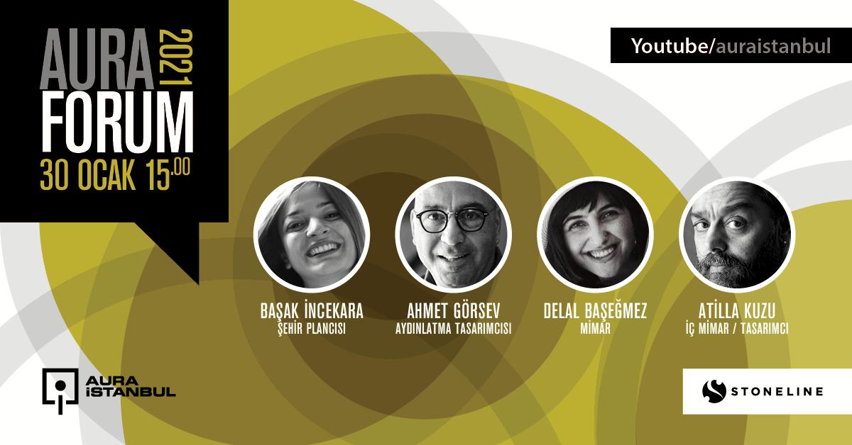 AURA Forum #5: Tasarımcılar Buluşuyor…