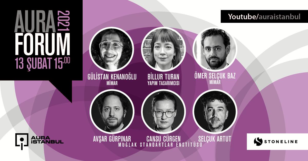 AURA Forum #6: Tasarımcılar Buluşuyor…