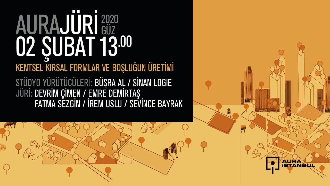AURA İstanbul – Güz 2020 Proje Sunumları