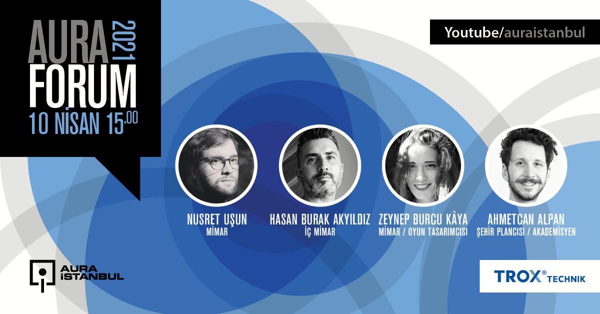 AURA Forum #7: Tasarımcılar Buluşuyor…