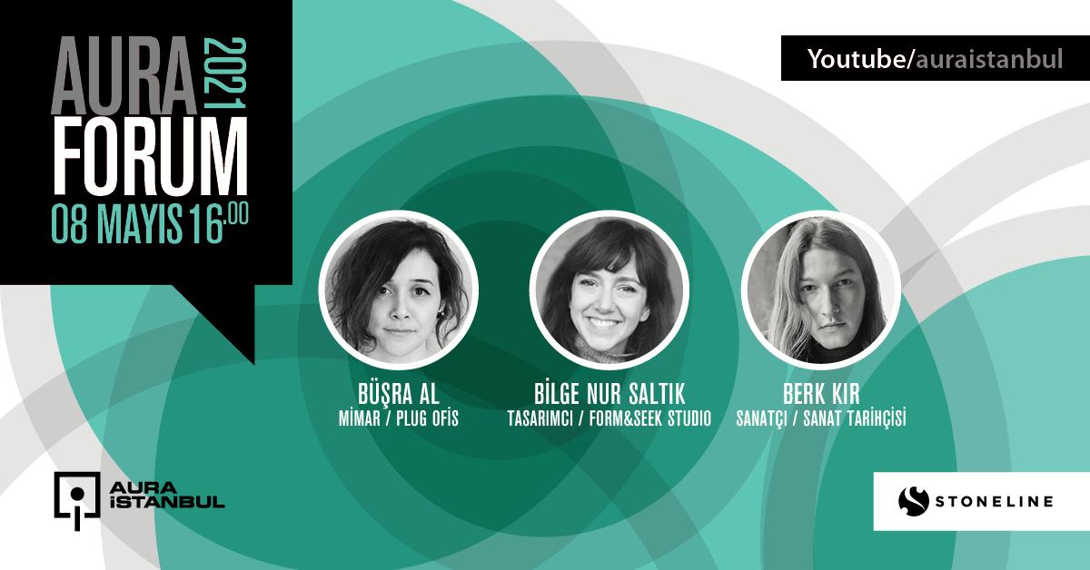 AURA Forum #8: Tasarımcılar Buluşuyor…