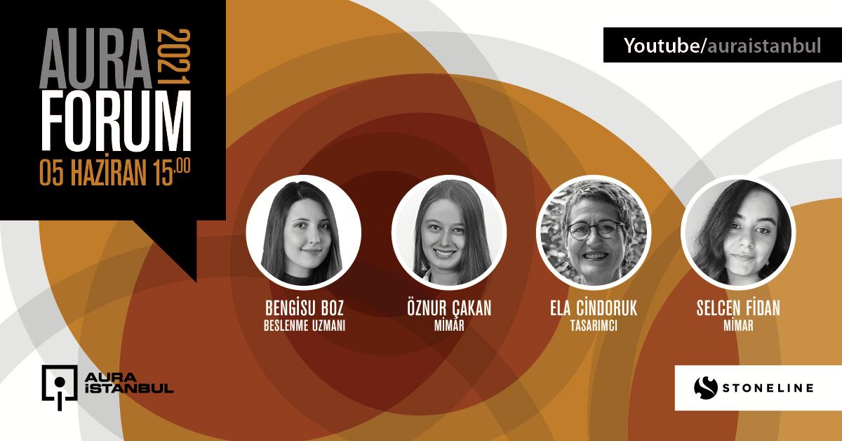 AURA Forum #9: Tasarımcılar Buluşuyor…