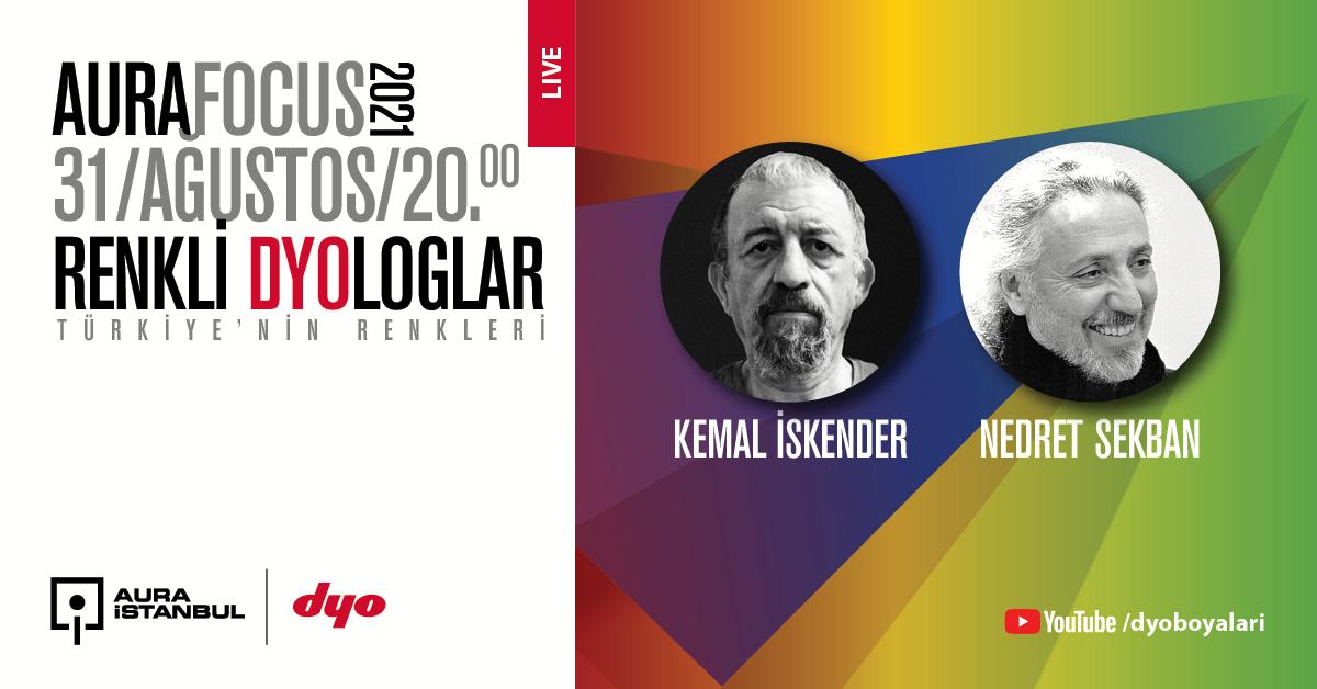Renkli DYOloglar: Kemal İskender & Nedret Sekban