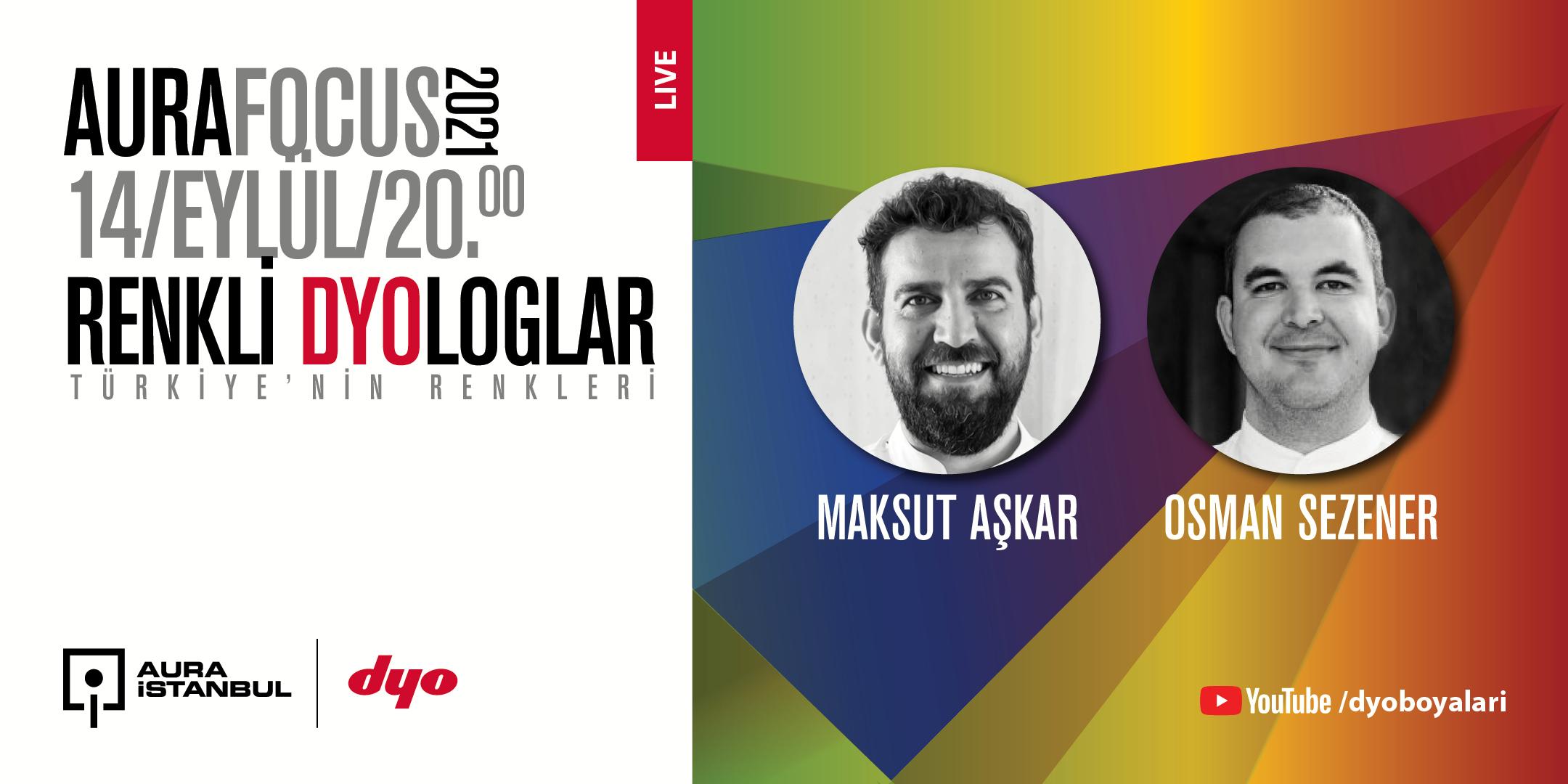 Renkli DYOloglar: Maksut Aşkar & Osman Sezener
