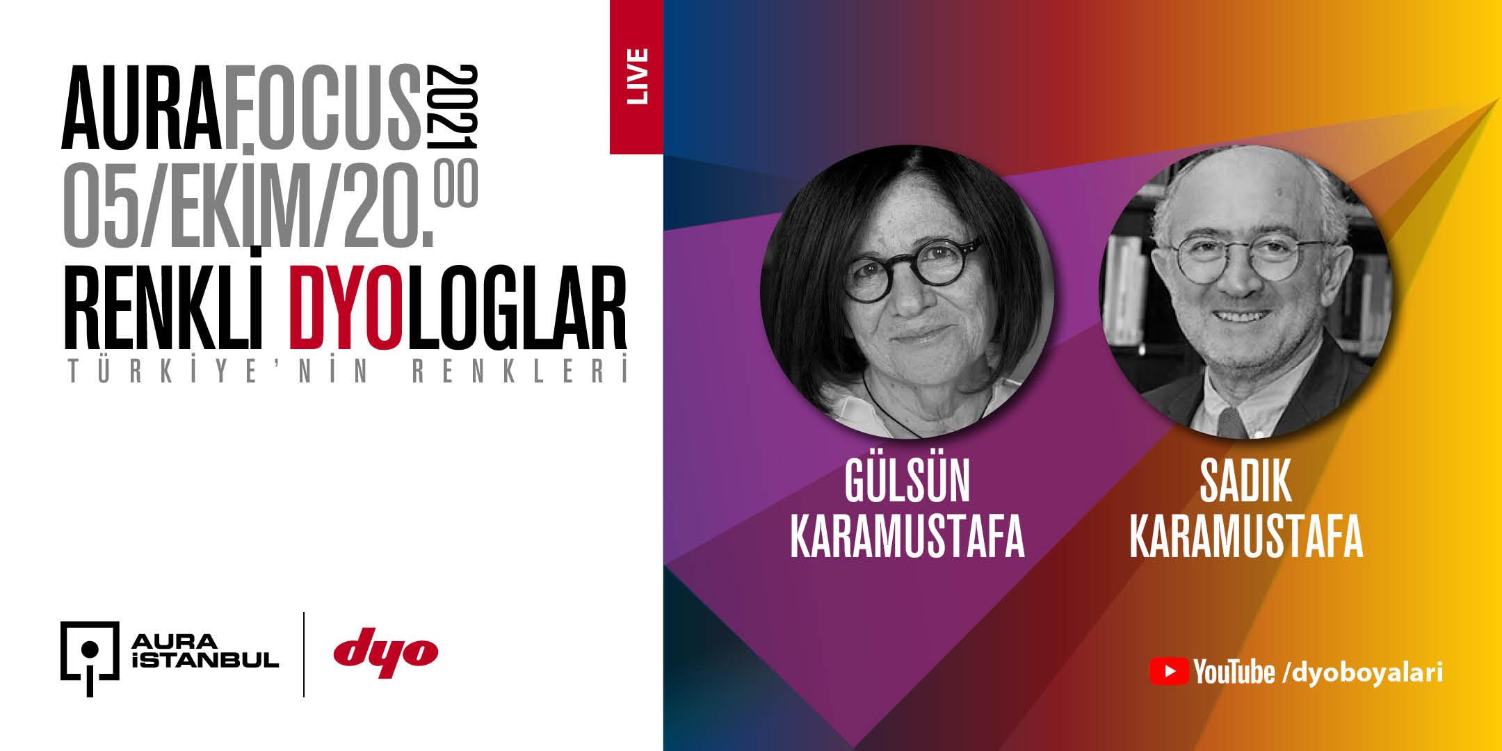 Renkli DYOloglar: Gülsün Karamustafa & Sadık Karamustafa